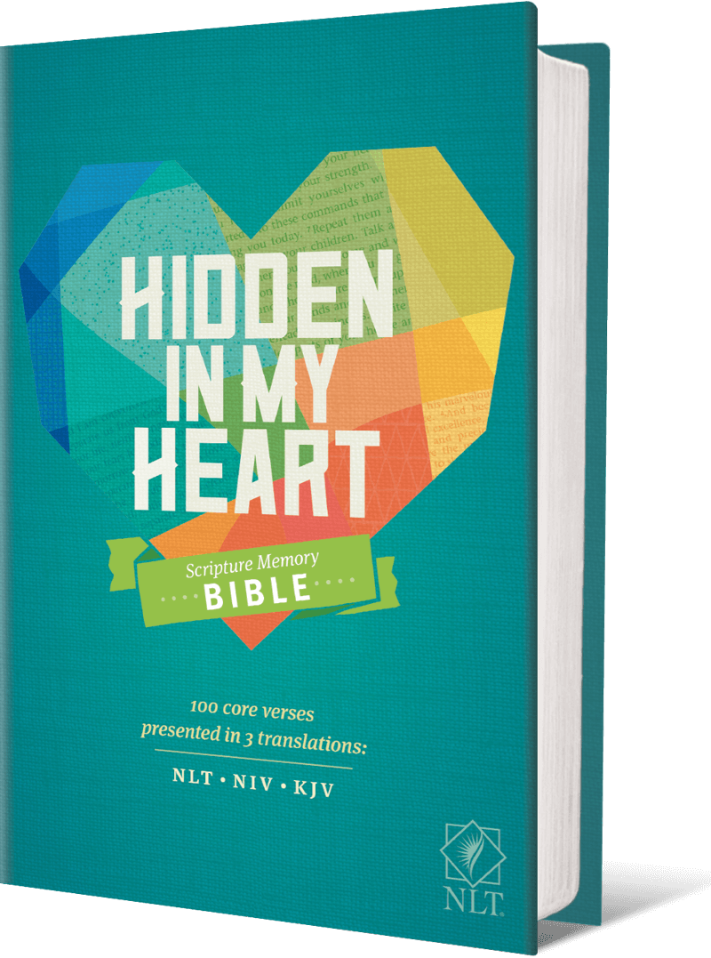 Hidden In My Heart Bible